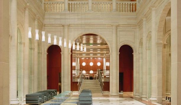 le parker meridien hotel p o 39 connor sons inc. Black Bedroom Furniture Sets. Home Design Ideas